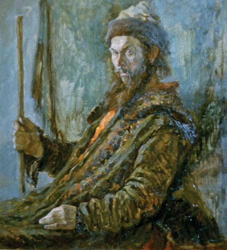Портрет боярина.
